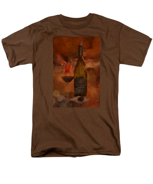 Rich And Luscious Men's T-Shirt  (Regular Fit) by Carla Parris
