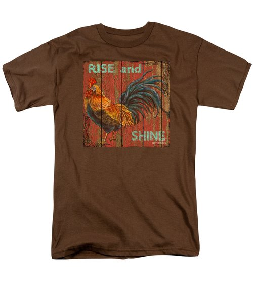 Rise And Shine Men's T-Shirt  (Regular Fit)