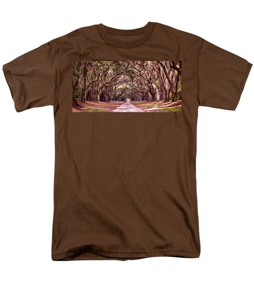 Road To The South Men's T-Shirt  (Regular Fit)