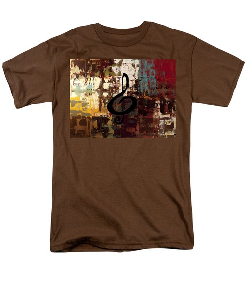 Rock On Men's T-Shirt  (Regular Fit) by Carmen Guedez