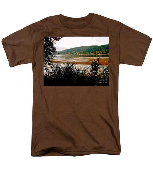 Rocky Point Port Moody Men's T-Shirt  (Regular Fit) by Sher Nasser