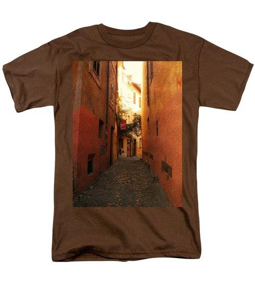 Romano Cartolina Men's T-Shirt  (Regular Fit)