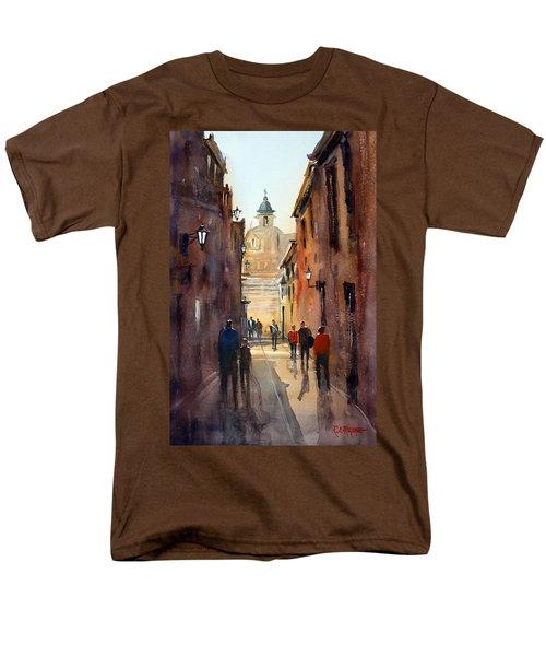 Rome Men's T-Shirt  (Regular Fit) by Ryan Radke