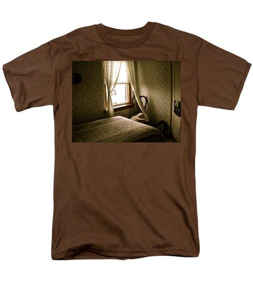 Men's T-Shirt  (Regular Fit) featuring the photograph Room301 Irish Inn by Joan Reese
