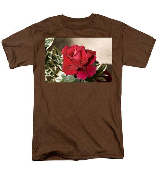 Rose 5 Men's T-Shirt  (Regular Fit)