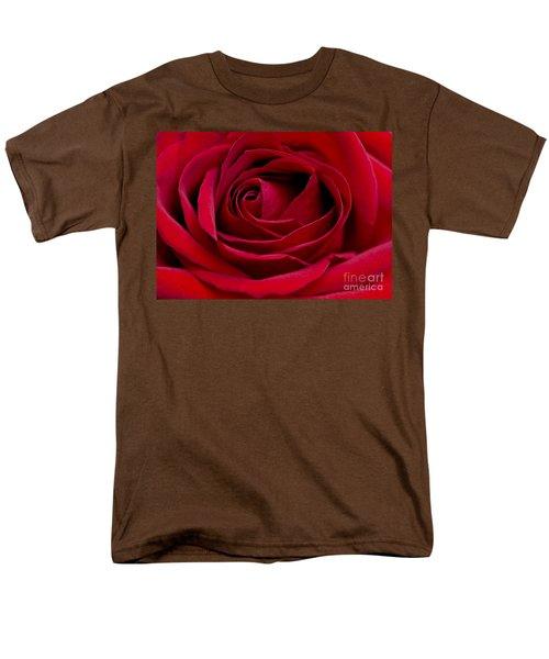 Eye Of The Rose Men's T-Shirt  (Regular Fit) by Nick  Boren