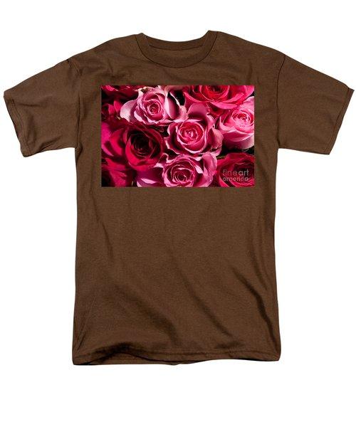 Men's T-Shirt  (Regular Fit) featuring the photograph Roses by Matt Malloy