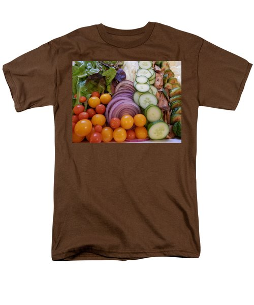 Salad Men's T-Shirt  (Regular Fit) by Pema Hou