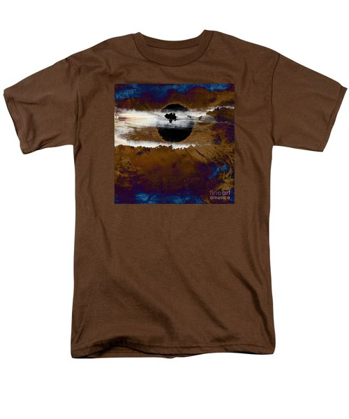 Samhain I. Winter Approaching Men's T-Shirt  (Regular Fit) by Paul Davenport