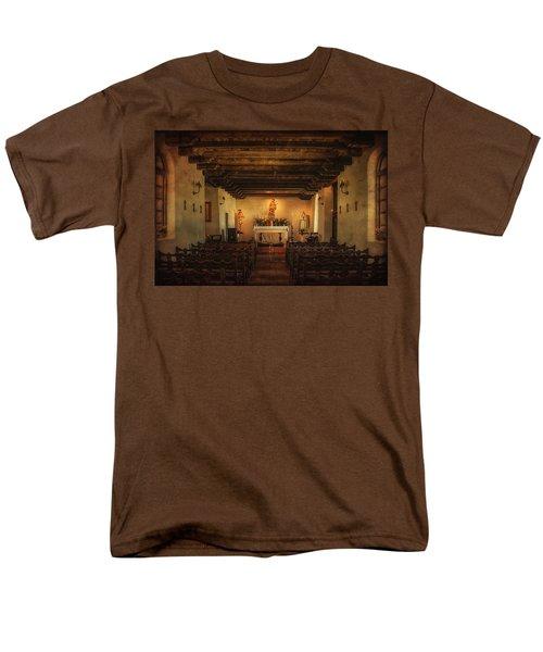 Sanctuary Men's T-Shirt  (Regular Fit) by Priscilla Burgers