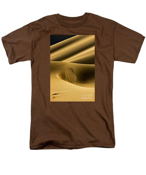 Sand Avalanche Men's T-Shirt  (Regular Fit)