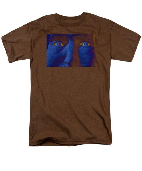Men's T-Shirt  (Regular Fit) featuring the digital art Sandman by Richard Farrington