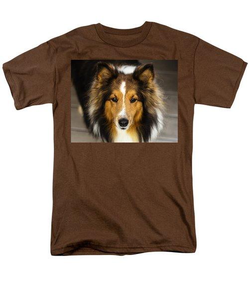 Sandy The Perfect Model Men's T-Shirt  (Regular Fit)