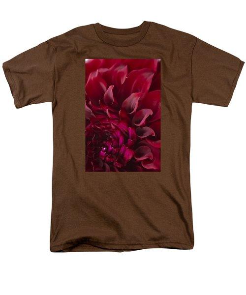 Scarlet Spiral Men's T-Shirt  (Regular Fit) by Joel Loftus