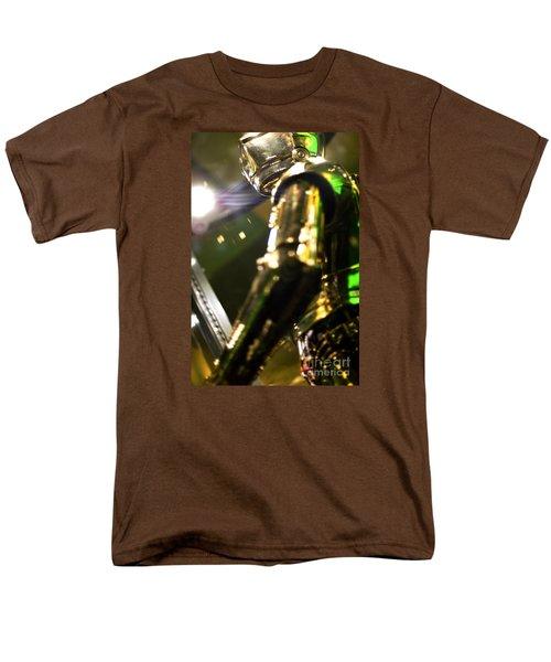 Screen Worn C3p0 Costume Men's T-Shirt  (Regular Fit) by Micah May