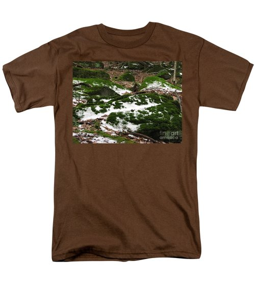 Sea Of Green Men's T-Shirt  (Regular Fit) by Michael Krek