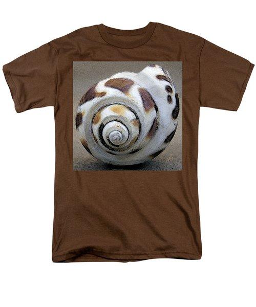 Seashells Spectacular No 2 Men's T-Shirt  (Regular Fit) by Ben and Raisa Gertsberg