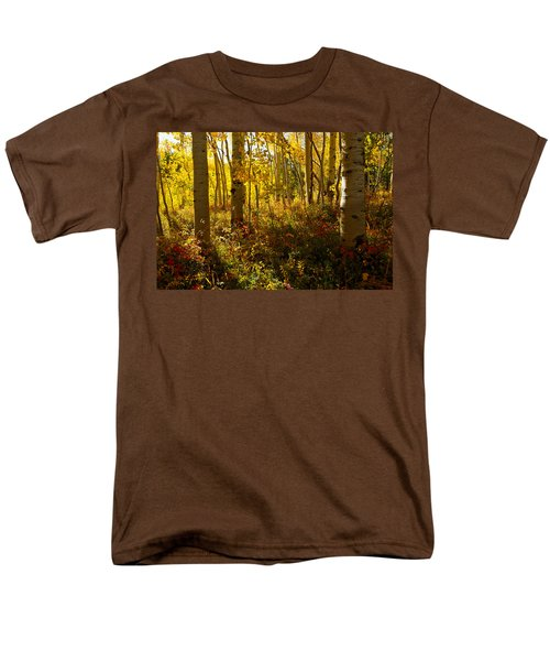 September Scene Men's T-Shirt  (Regular Fit) by Jeremy Rhoades
