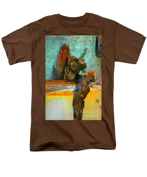 Men's T-Shirt  (Regular Fit) featuring the photograph Severed  by Christiane Hellner-OBrien