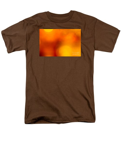 Shades Of Spheres Men's T-Shirt  (Regular Fit) by Cathy Dee Janes