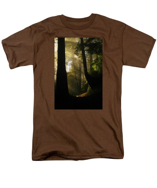 Shadow Dreams Men's T-Shirt  (Regular Fit) by Jeff Swan
