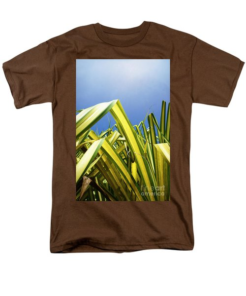 Men's T-Shirt  (Regular Fit) featuring the photograph Shape Of Hawaii 9 by Ellen Cotton