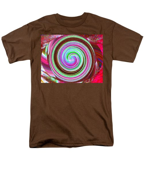 Shell Shocked Men's T-Shirt  (Regular Fit) by Catherine Lott