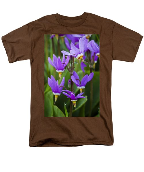Men's T-Shirt  (Regular Fit) featuring the photograph Shooting Stars by Sonya Lang