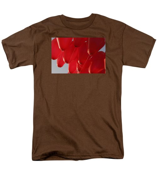 Men's T-Shirt  (Regular Fit) featuring the photograph Skc 0029 Unity In Flying by Sunil Kapadia