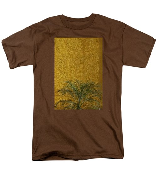 Men's T-Shirt  (Regular Fit) featuring the photograph Skc 1243 Colour And Texture by Sunil Kapadia