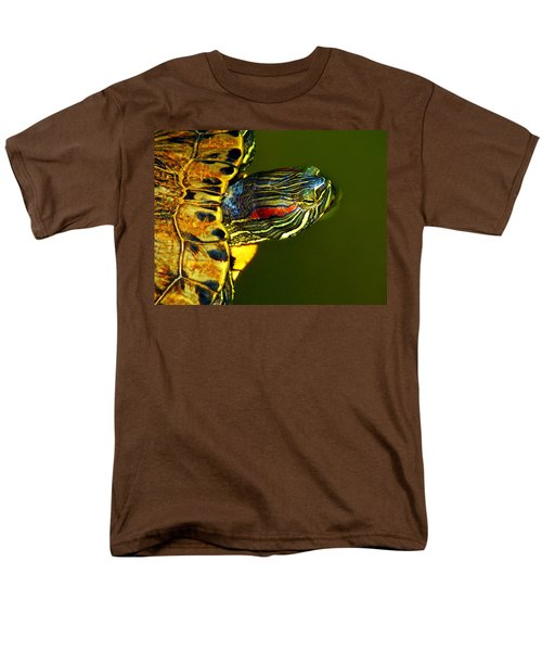 Slider Men's T-Shirt  (Regular Fit) by Robert Geary