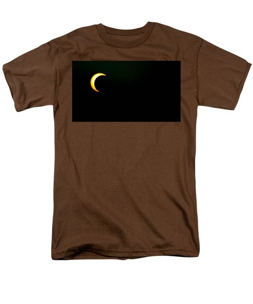 Solar Eclipse 2012 Men's T-Shirt  (Regular Fit) by Angela J Wright