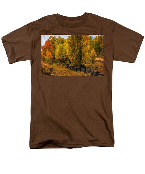 Men's T-Shirt  (Regular Fit) featuring the photograph Solitude by Ken Smith