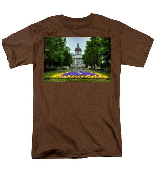 South Carolina State House Men's T-Shirt  (Regular Fit) by Michael Eingle
