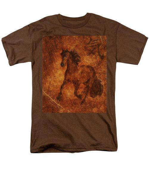 Spirit  Men's T-Shirt  (Regular Fit) by Melinda Hughes-Berland