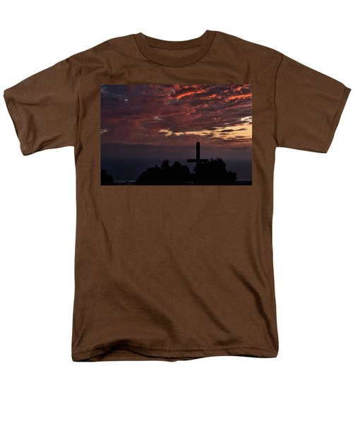 Men's T-Shirt  (Regular Fit) featuring the photograph Spiritual Retreat by Michael Gordon