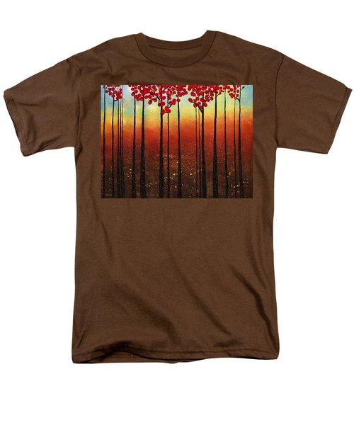 Spring Ahead Men's T-Shirt  (Regular Fit) by Carmen Guedez