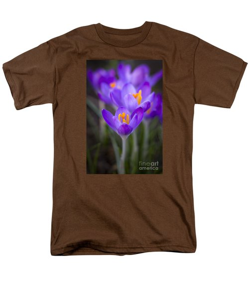 Spring Has Sprung Men's T-Shirt  (Regular Fit) by Clare Bambers