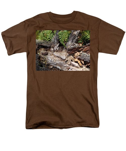 Men's T-Shirt  (Regular Fit) featuring the photograph Spring In Knockan Hill by Cheryl Hoyle