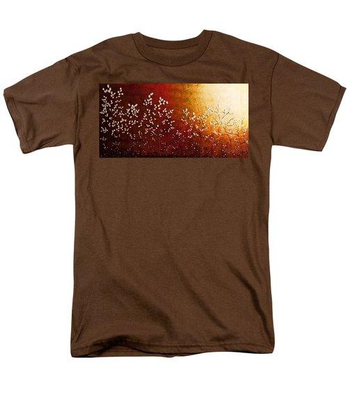Spring Sunrise Men's T-Shirt  (Regular Fit) by Carmen Guedez