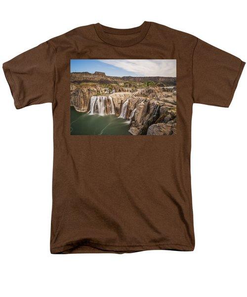 Springs Last Rush Men's T-Shirt  (Regular Fit)