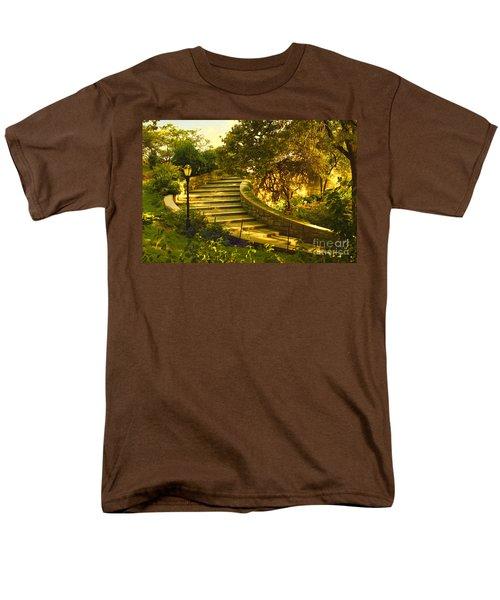 Stairway To Nirvana Men's T-Shirt  (Regular Fit) by Madeline Ellis