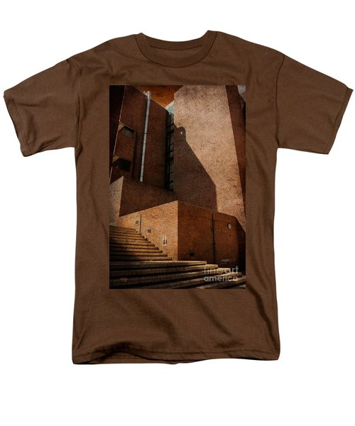 Stairway To Nowhere Men's T-Shirt  (Regular Fit) by Lois Bryan