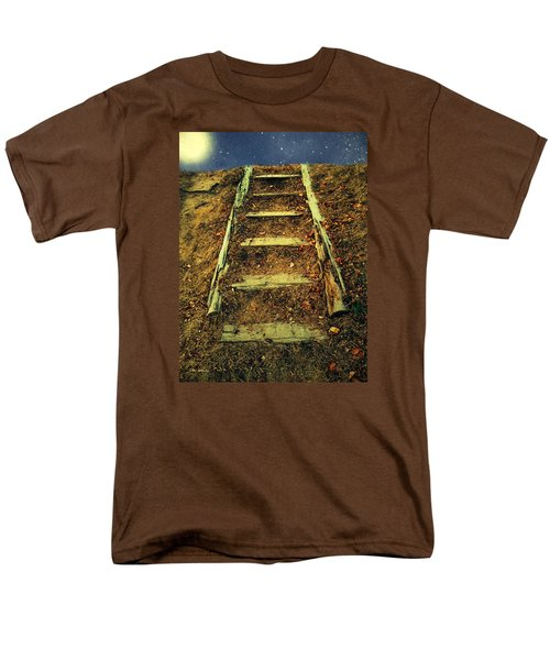 Starclimb Men's T-Shirt  (Regular Fit) by RC deWinter
