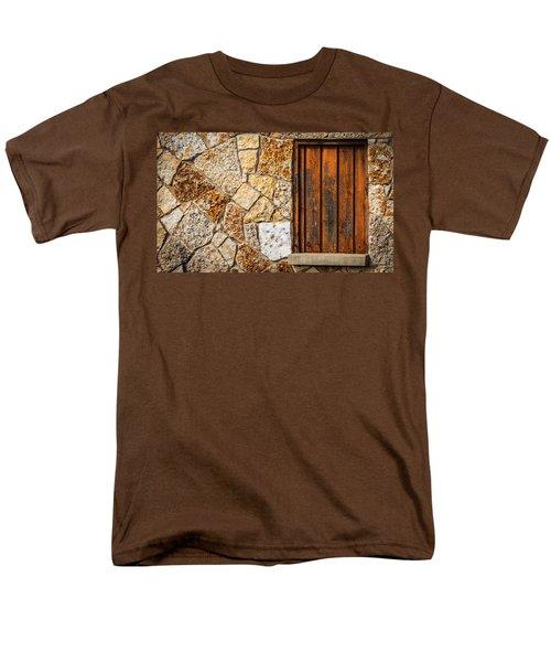 Sticks And Stone Men's T-Shirt  (Regular Fit) by Melinda Ledsome