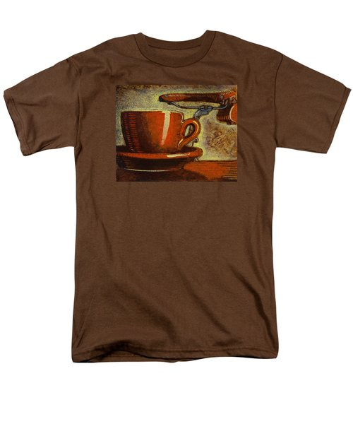 Still Life With Racing Bike Men's T-Shirt  (Regular Fit)