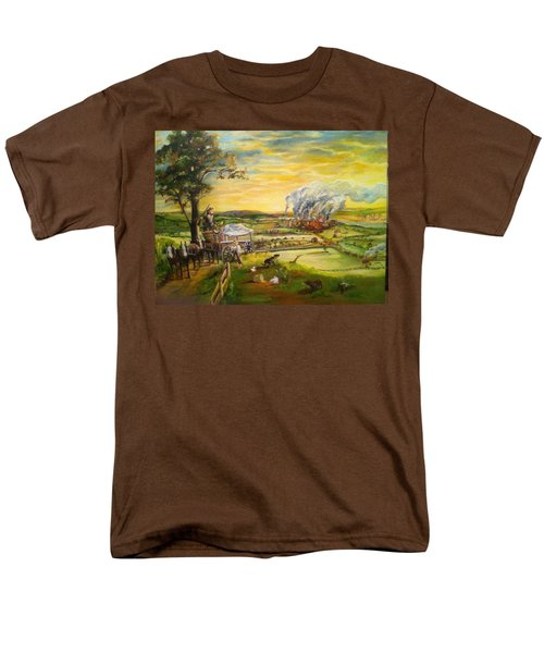 Story2 Men's T-Shirt  (Regular Fit) by Mary Ellen Anderson