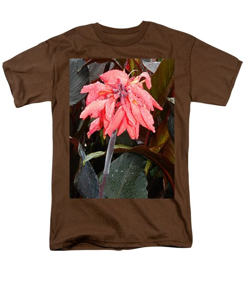 Men's T-Shirt  (Regular Fit) featuring the photograph Summer Rain In Maryland by Emmy Marie Vickers