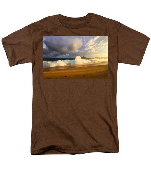 Men's T-Shirt  (Regular Fit) featuring the photograph Summer Storm by Eti Reid