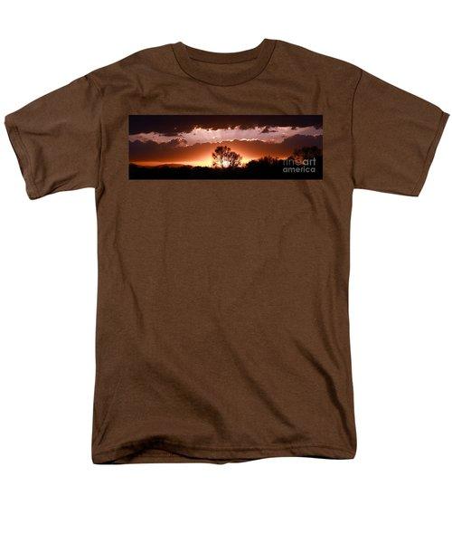 Summer Sunset Men's T-Shirt  (Regular Fit) by Steven Reed